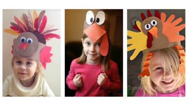 Easy Thanksgiving Crafts Ideas For Kids
