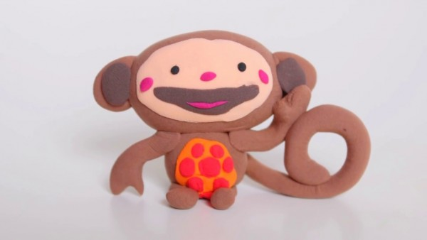 Making Baby Tv Friends & Characters With Play Doh