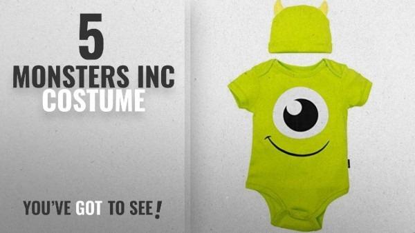 Top 10 Monsters Inc Costume [2018]  Disney Pixar Monsters Inc