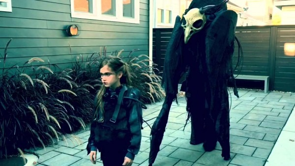Off To Battle In Our Epic Halloween Costumes