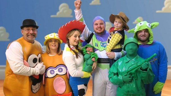 Toy Story Halloween Special