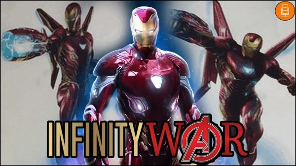 New Iron Man Avengers Infinity War Armor Explained