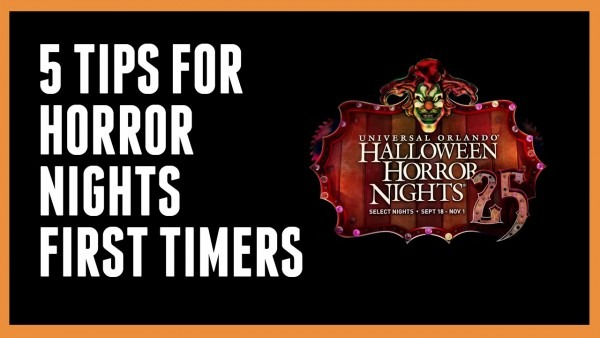 Guy Shares His Tips For First Timers At Halloween Horror Nights 25