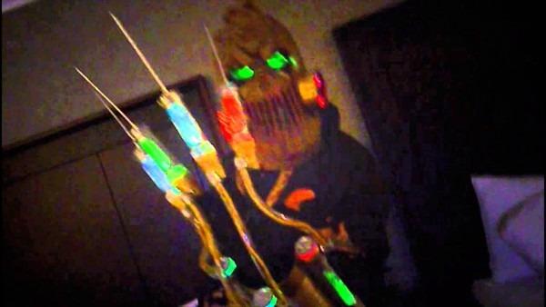 Escape From Arkham Asylum  Scarecrow Costume