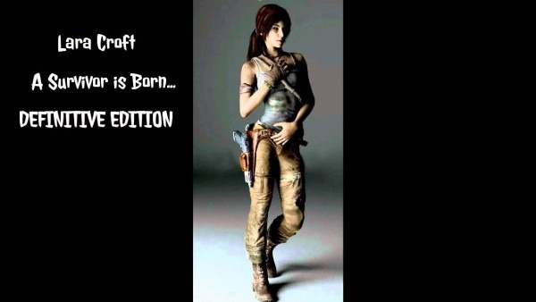 Gta 5 Online Female Character Outfits  Lara Croft  3 Different