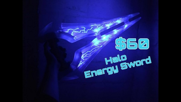 Honest Review  The Halo Energy Sword Toy From Mattel