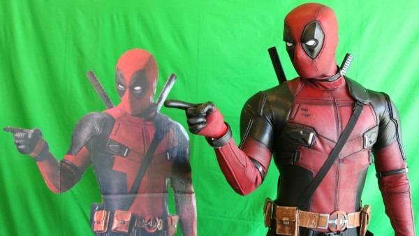Deadpool Movie Replica Suit