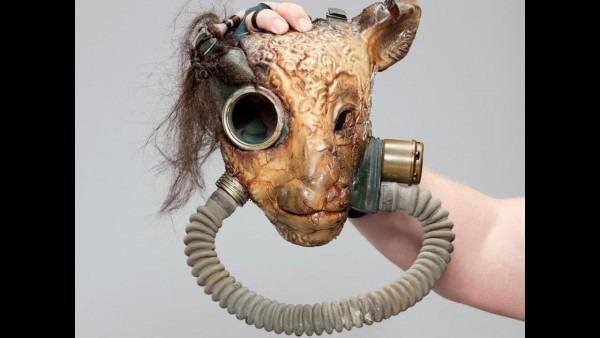 Get A Closer Look At Erick Rowan's Creepy New Mask