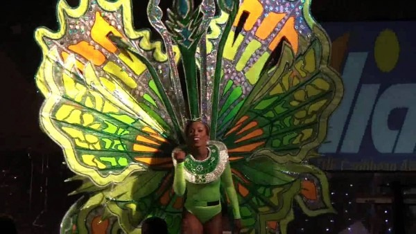 Queen Of Carnival 2014 Costume Segment