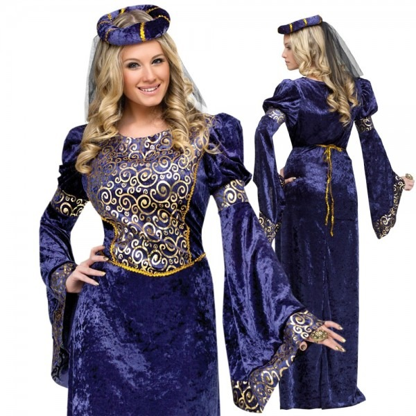 Medieval Times Maiden Costume