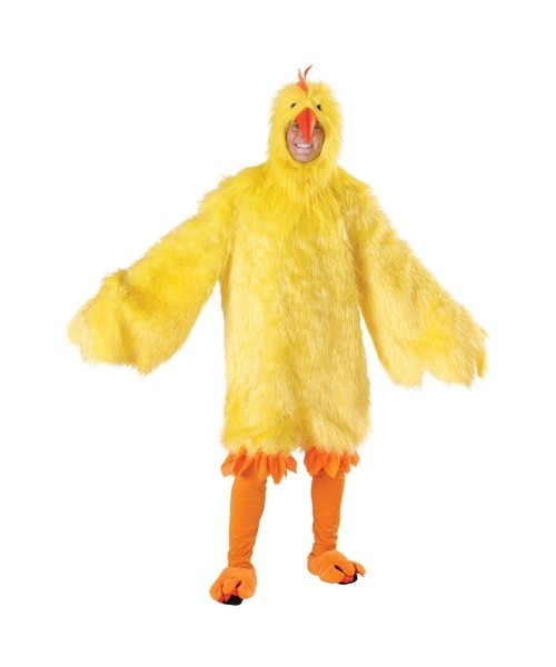 Chicken Funky Adult Costume