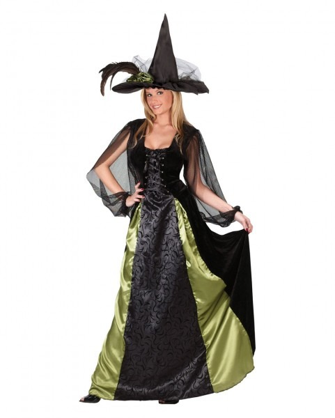 Medieval Witch Costume M   L