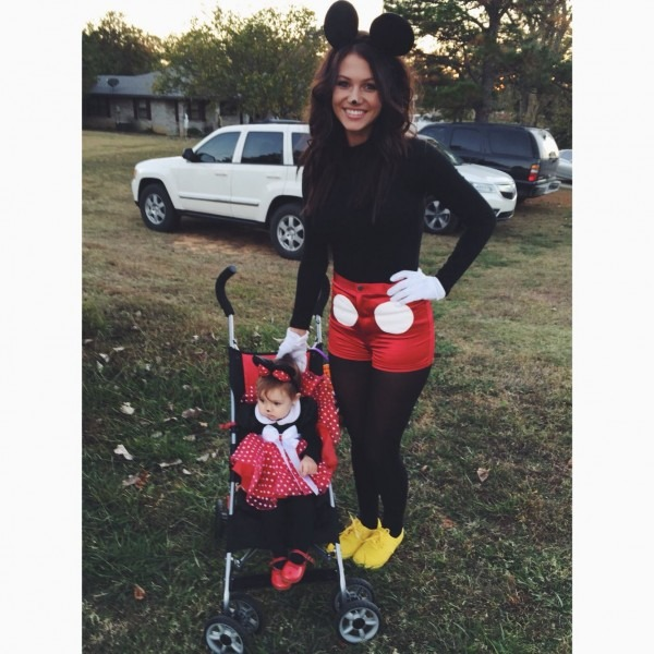 Mommy Daughter Costume Baby Girl Best Party Supply Ideas Of 4 Month Old