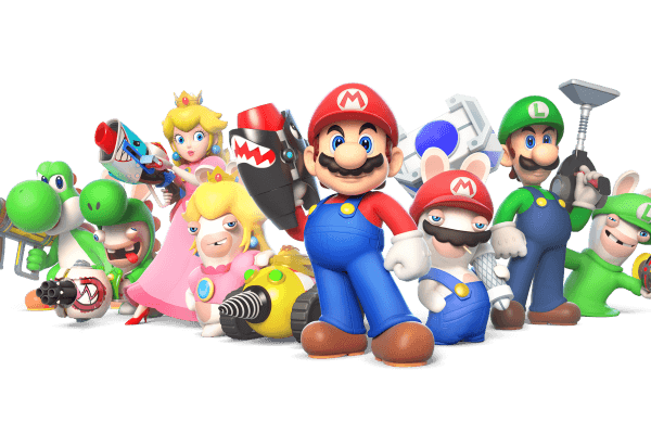 Mario + Rabbids Kingdom Battle Character Guide  How To Find And