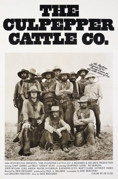 The Culpepper Cattle Co  (1972)