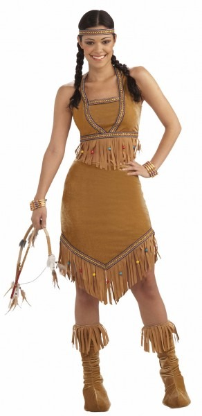 Native American Costumes (for Men, Women, Kids)
