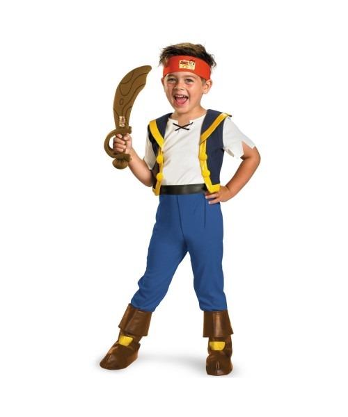 Disney Jakeneverland Pirates Jake Kids Costume