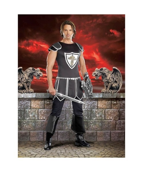 Adult One Hot Knight Halloween Costume