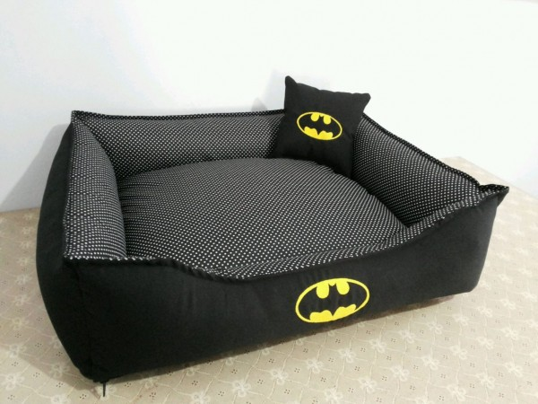 Oversized Batman Dog Bed — Dog Beds   Unique Batman Dog Bed