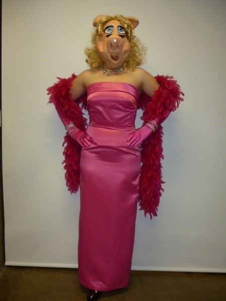 Miss Piggy Costume