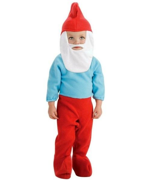 Papa Smurf Smurfs Movie Halloween Costume
