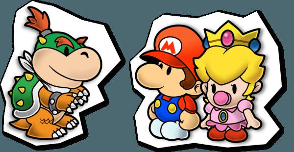 Paper Mario Babies By Sindorman On Deviantart