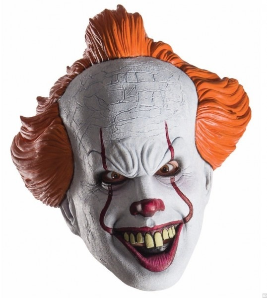 Remake Pennywise Halloween Masks Coming This Halloween Season
