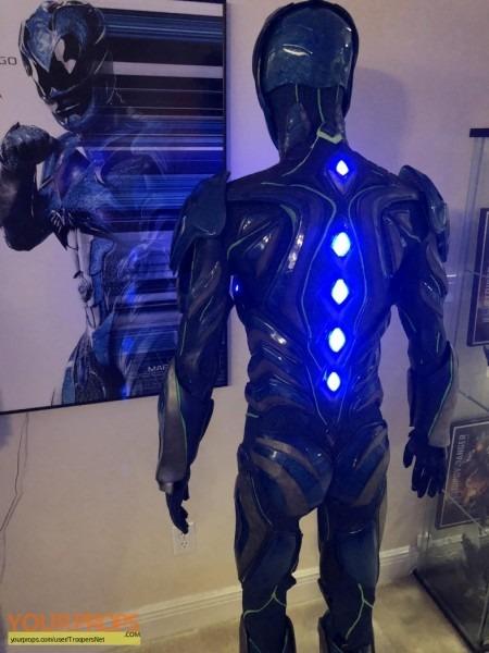 Power Rangers Blue Ranger Costume Original Movie Costume