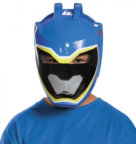 Power Rangers Blue Ranger Dino Charge Vacuform Child Mask