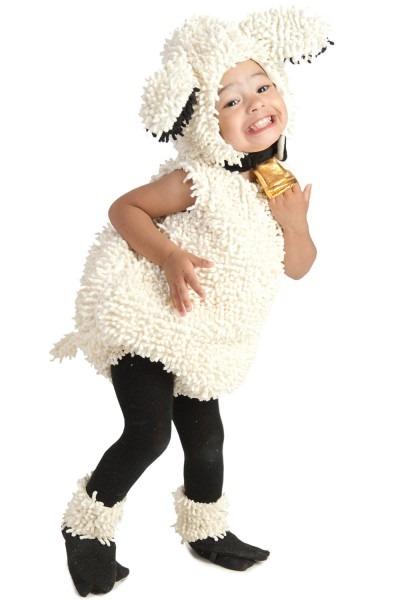 Lovely Lamb Infant Toddler Costume