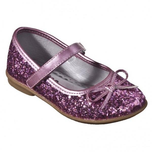 Disney Princess Sparkle Ballet Shoes
