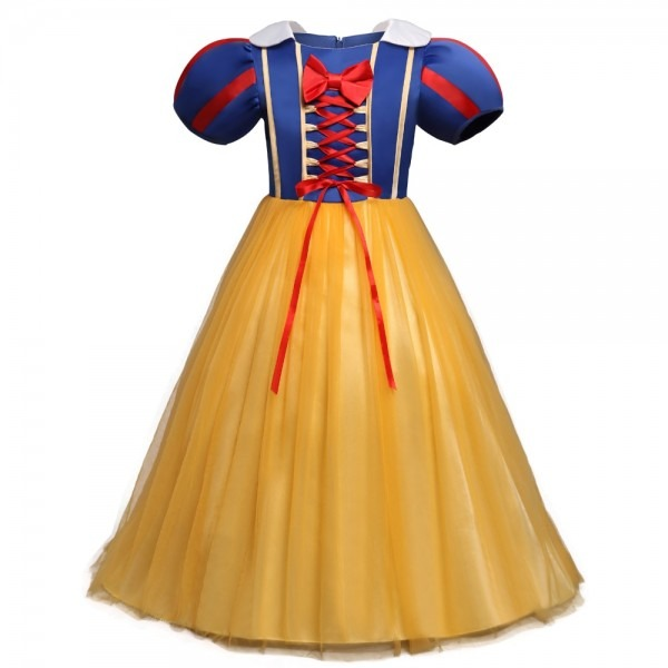 Princess Infant Snow White Dress Cosplay Costume Baby Girl 1 Year