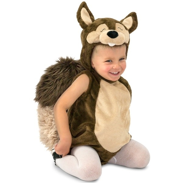 Shop Princess Paradise Nutty The Squirrel Toddler Costume