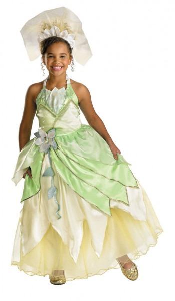 Princess Tiana Costume Teen