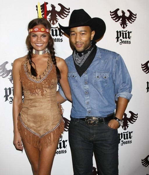 At The Pur Jeans Halloween Bash In 2008