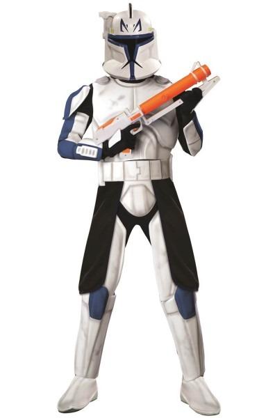 Star Wars Clone Wars Deluxe Clone Trooper Captain Rex Adult