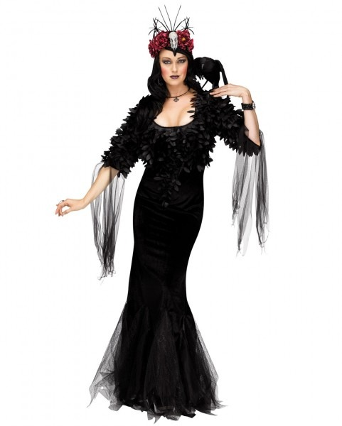 Ravens Queen Deluxe Costume To Order