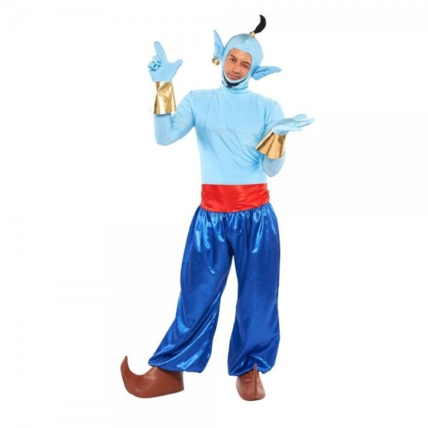 Cinemacollection  Aladdin Halloween Cosplay Costume For Men