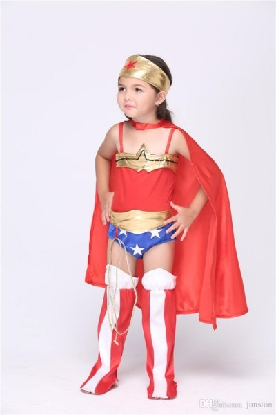 2016 Cosplay Baby Girl Kid's Clothing Girls New Dress The Game