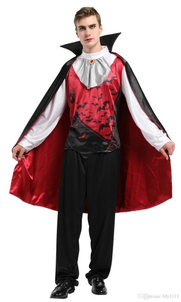 Shanghai Story Carnival Gothic Scary Halloween Costumes For Adult