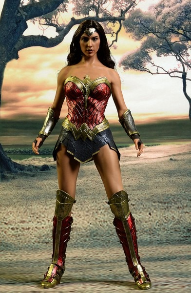 Review And Photos Of Wonder Woman Batman V Superman Sixth Scale