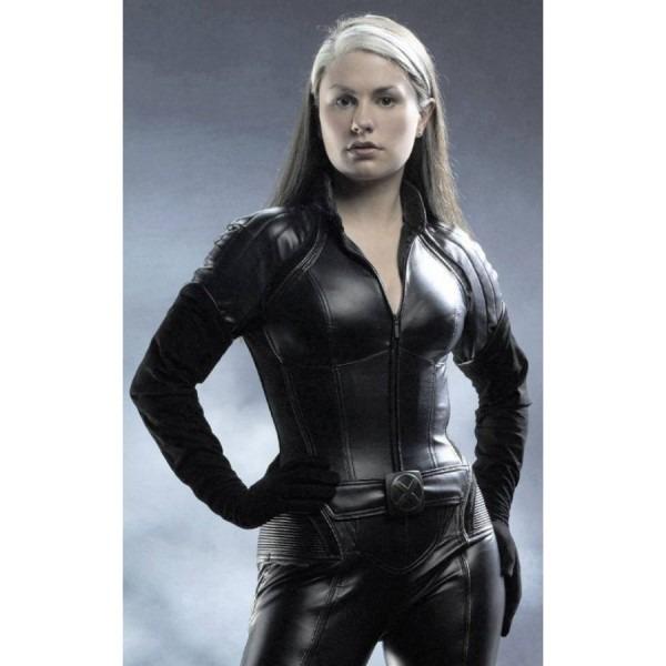 X Men The Last Stand Rogue Leather Jacket – Zeemam