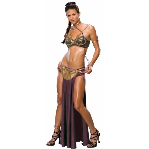 Princess Leia Slave Girl Sexy Adult Costume