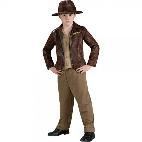 Rubie's Costumes Deluxe Indiana Jones Child Costume