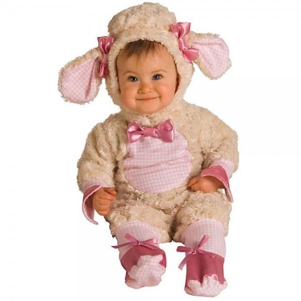 Rubie's Costumes Pink Lamb Newborn Infant Costume