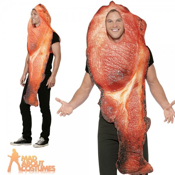 The 10 Weirdest Food Costumes Ever