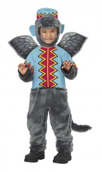 Wicked Flying Monkey Wizard Of Oz Toddler Costume