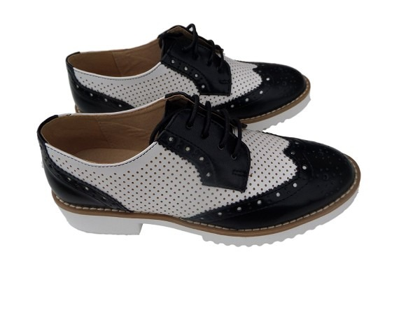 Saddle Shoes  Womenu0027s Vintage Black U0026 White Shoes Womens