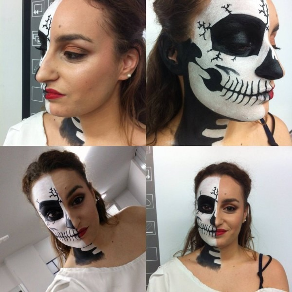 Awesome Pirate Makeup Designs