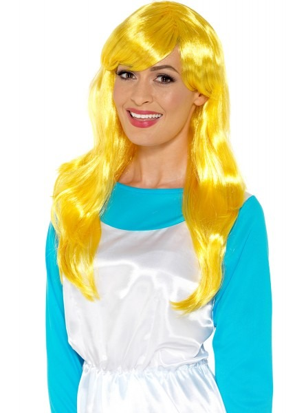 Smurf Wig For Women  Fast Delivery